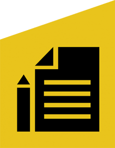 Pre-production aspect of the video production services icon