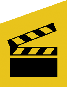 video production services and post-production services icon